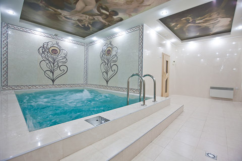 Villa ArtE - Indoor Pool