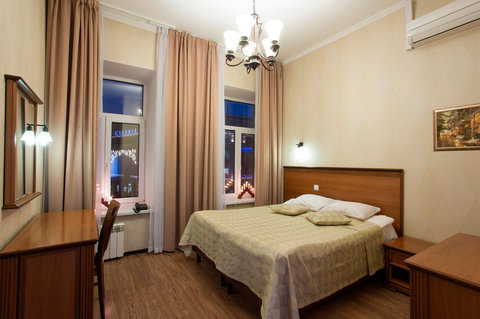 Ligotel Hotel St Petersburg - Comfort Room