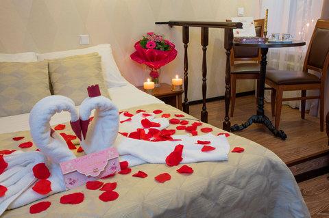 Ligotel Hotel St Petersburg - Suite