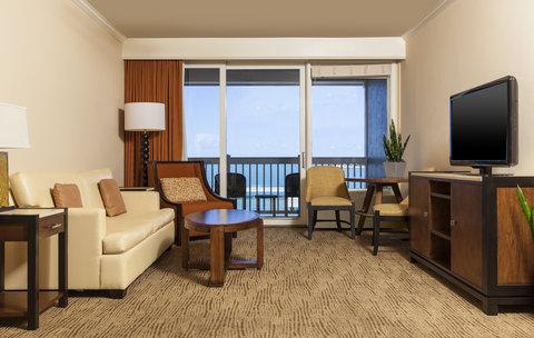 Sunset Key Guest Cottages, A Westin Resort - Living Room Bedroom Suite Wkw