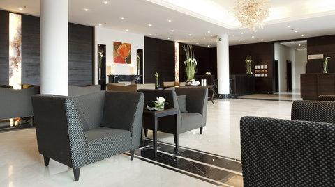 Parkhotel Euskirchen - Lobby at AMERON Parkhotel Euskirchen