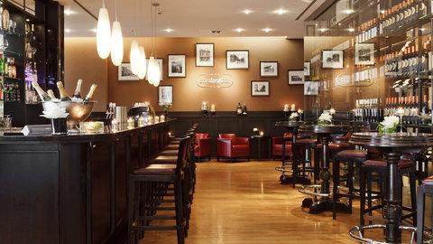 Parkhotel Euskirchen - Bar Lounge at AMERON Parkhotel Euskirchen