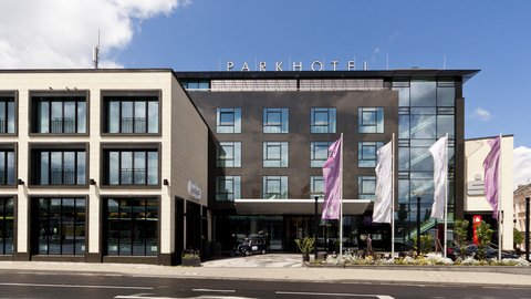 Parkhotel Euskirchen - Exterior at AMERON Parkhotel Euskirchen