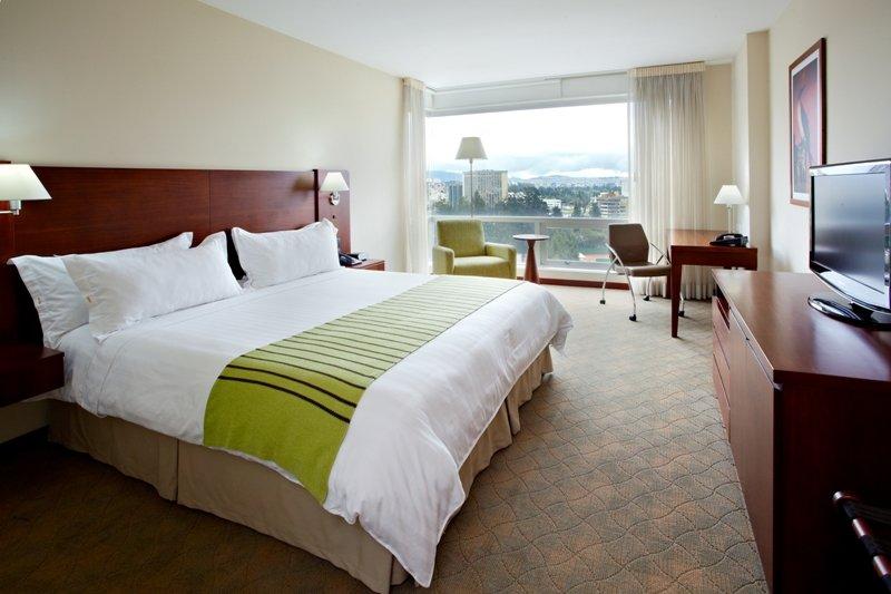 Holiday Inn Express Quito Huonenäkymä