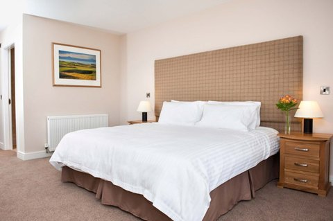 The Lodge at Craigielaw Golf C - Guest room
