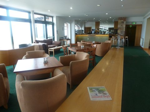 The Lodge at Craigielaw Golf C - Lounge