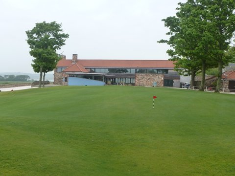 The Lodge at Craigielaw Golf C - Exterior