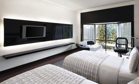 Le Meridien Bangalore - Deluxe Room Twin Bed