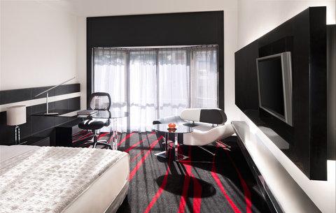 Le Meridien Bangalore - Club Room