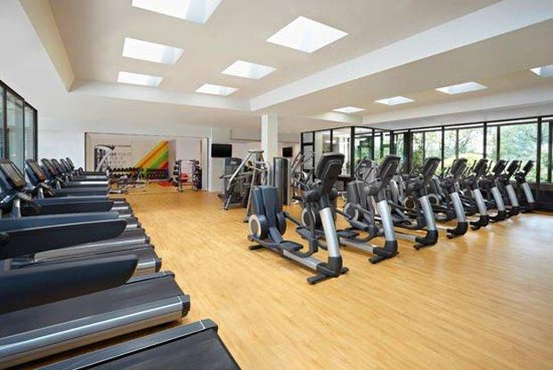 Sheraton Centre Toronto Hotel Fitness Club