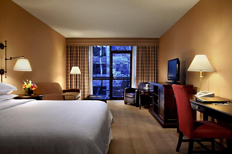 Sheraton Centre Toronto Hotel Zimmeransicht