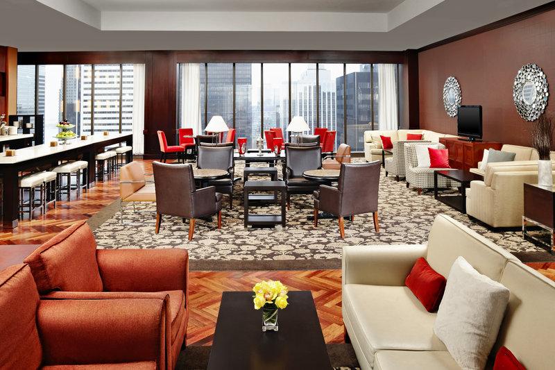 Sheraton Centre Toronto Hotel Bar/Lounge