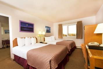 Guesthouse Inn And Suites Anchorage - Beds Full IL