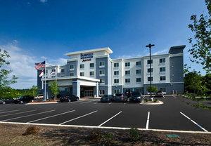 Exterior view - Fairfield Inn & Suites by Marriott Smithfield