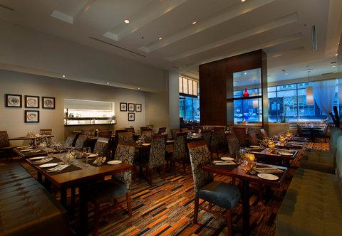Courtyard Downtown Marriott - Le Darlington Steakhouse Urbain