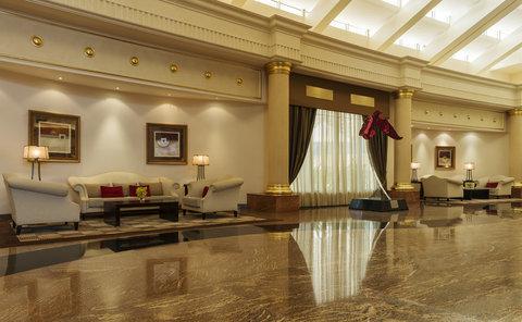 فندق الرويال ماريديان - Hotel Lobby And Reception