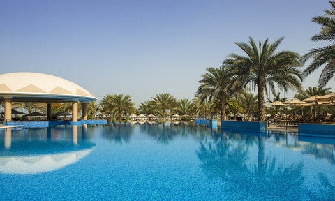 فندق الرويال ماريديان - Infinity Pool