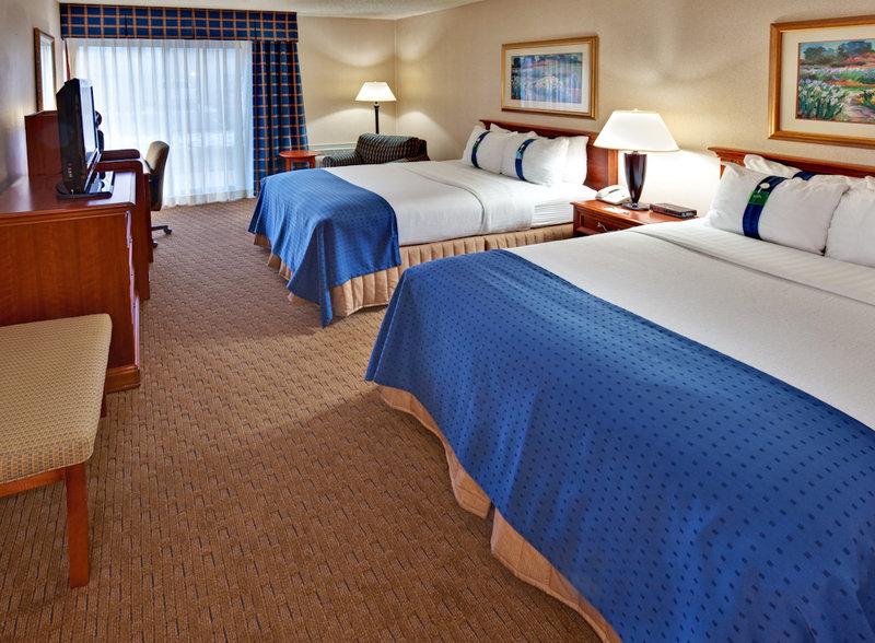 Holiday Inn GRAND ISLAND-MIDTOWN - Doniphan, NE