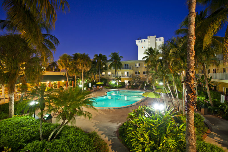 Holiday Inn Coral Gables-University of Miami プール