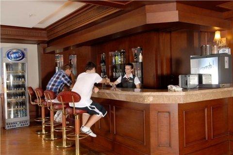 Baron Hotel - Bar Lounge