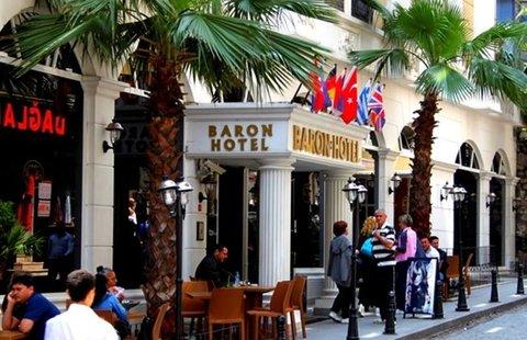 Baron Hotel - Exterior