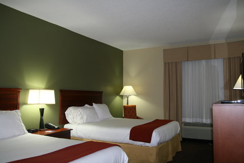 Holiday Inn Express & Suites GREENVILLE - Two Queen Bedroom  1
