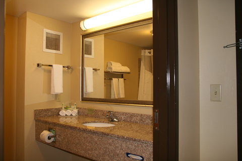 Holiday Inn Express & Suites GREENVILLE - Guest Bathroom  2