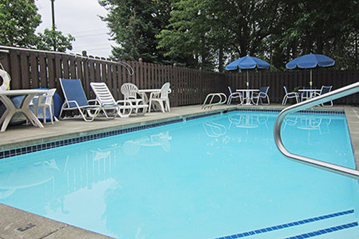 Extended Stay Deluxe Seattle - Renton Poolansicht
