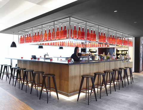 citizenM Rotterdam - canteenM grab and go