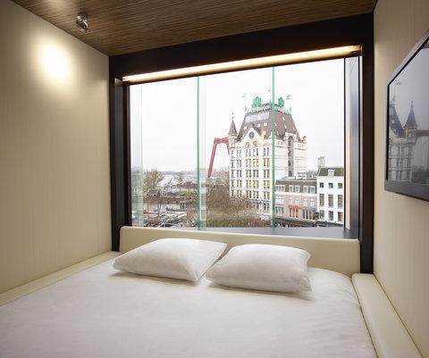 citizenM Rotterdam - Guest Room