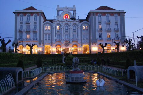 Curia Palace Hotel Spa & Golf - Exterior Night