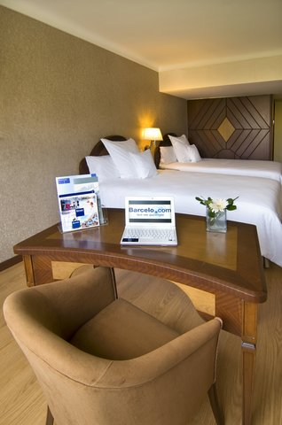 Barcelo Ankara Altinel - Double Room with free WIFI