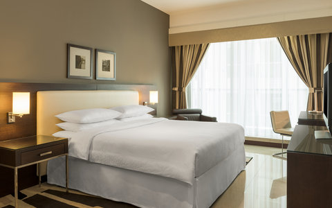 Four Points by Sheraton Sheikh Zayed Road, Dubai - Business Room Bedroom