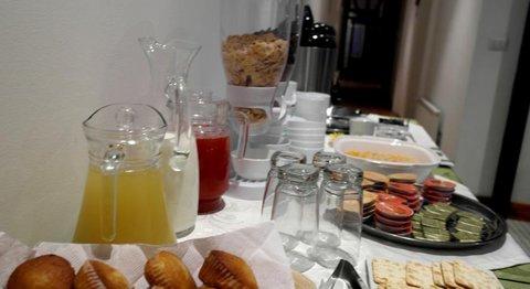 Hotel Casa Lyon - Restaurant