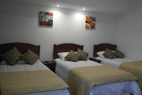 Hotel Casa Lyon - Room