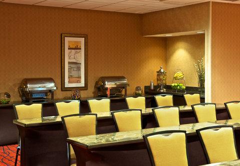 Residence Inn Atlanta Buckhead/Lenox Park - Lenox Room   Classroom Setup
