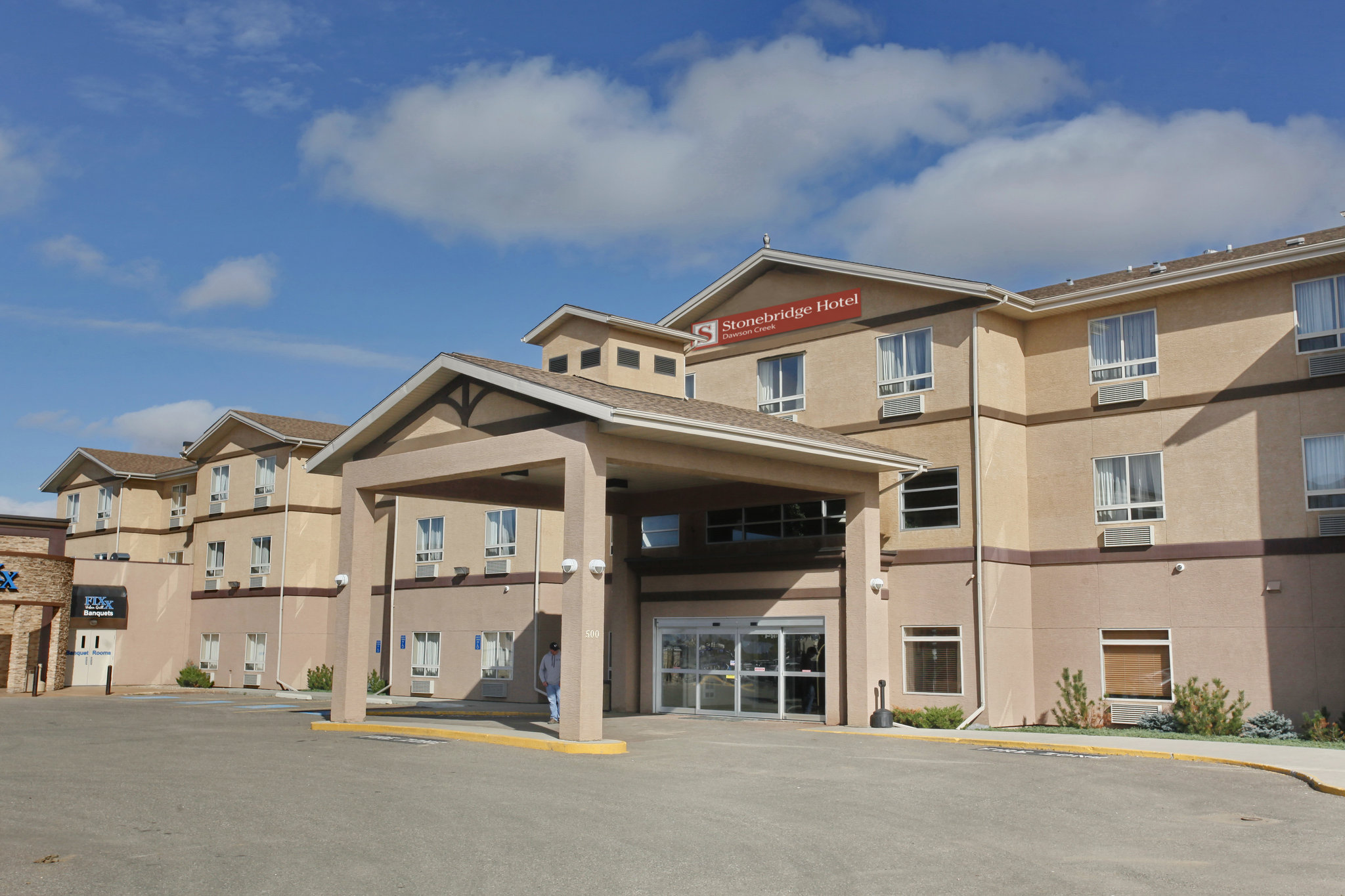 Stonebridge Hotel Dawson Creek