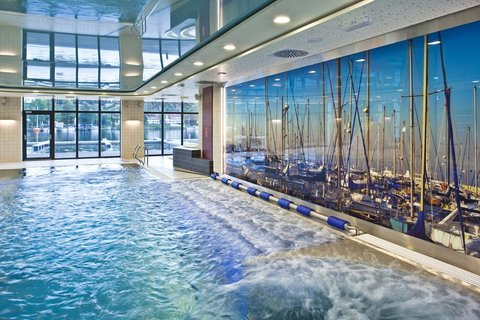 Hotel Mikolajki - Pool
