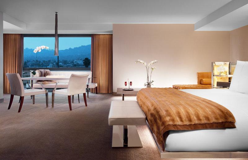 SLS Hotel at Beverly Hills Widok pokoju