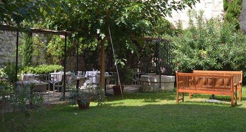 Cloitre Saint Louis - Jardins Secret