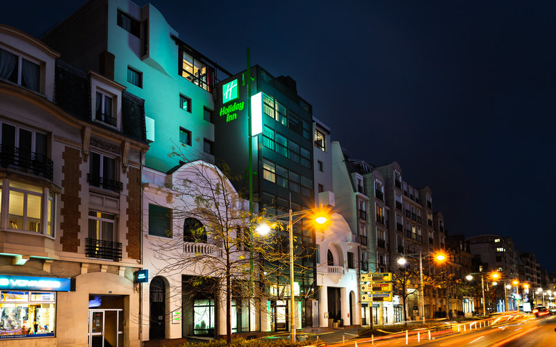 Holiday Inn Reims City Centre Außenansicht