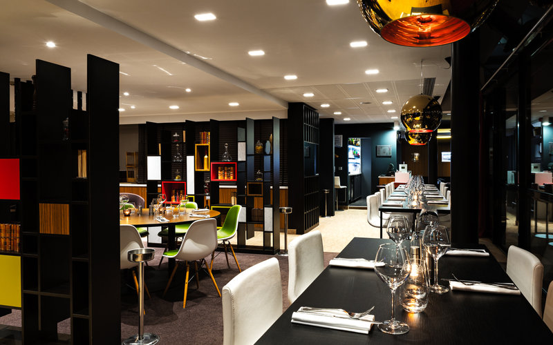 Holiday Inn Reims City Centre Gastronomie