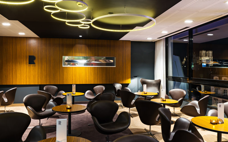 Holiday Inn Reims City Centre Bar/Lounge