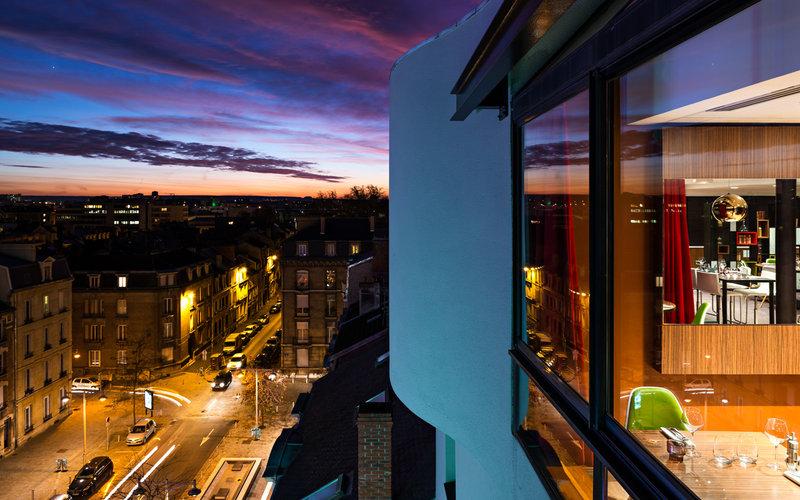 Holiday Inn Reims City Centre Außenansicht