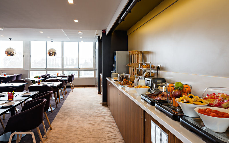Holiday Inn Reims City Centre Gastronomie