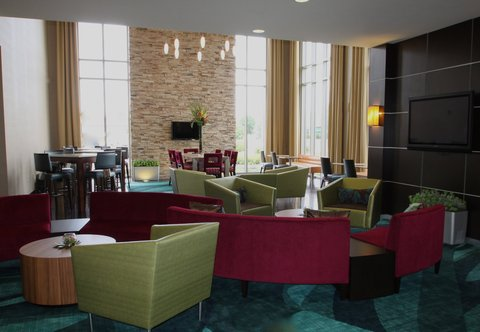 SpringHill Suites Green Bay - Lobby Lounge