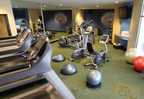 SpringHill Suites Green Bay - Fitness Center