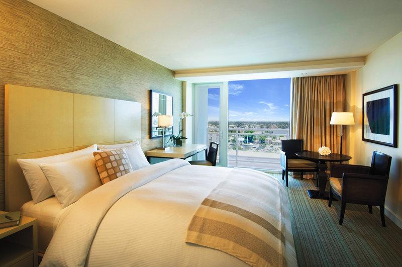 Hilton Fort Lauderdale Marina Huonenäkymä
