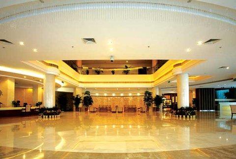 Yunquan Hotel - Interior Lobby