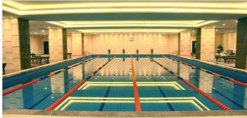 Yunquan Hotel - Swimming Pool